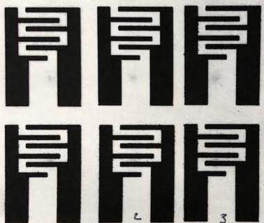 aerosol jet printed paper based
